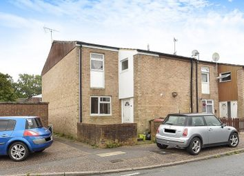 Thumbnail 3 bed end terrace house to rent in Teasel Close, Crawley