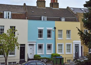 Thumbnail 4 bed terraced house for sale in Greenwich South Street, Greenwich, London