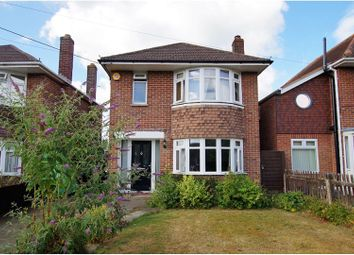 Thumbnail 3 bed detached house for sale in Stirling Crescent, Southampton
