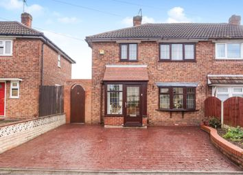 Thumbnail 2 bed semi-detached house for sale in Attlee Road, Walsall