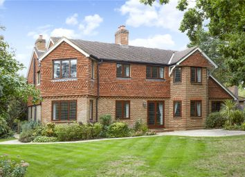 Kingswood Rise, Englefield Green, Egham, Surrey TW20. 5 bed detached house