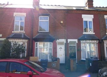 Thumbnail 3 bed terraced house for sale in Addison Road, Kings Heath, Birmingham, West Midlands