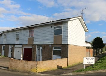 Thumbnail 3 bed semi-detached house for sale in Abbey Road, Basingstoke