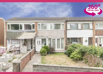 Thumbnail 3 bed terraced house for sale in Fairwood Road, Cardiff