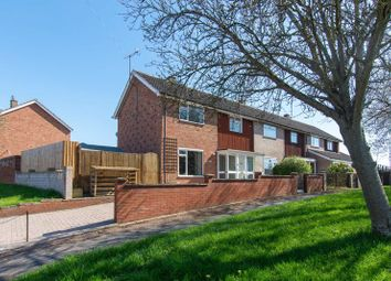 Thumbnail 3 bed end terrace house for sale in Westfaling Street, Hereford