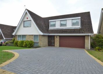 Thumbnail 4 bed detached house for sale in St. Peters Avenue, Weston-Super-Mare