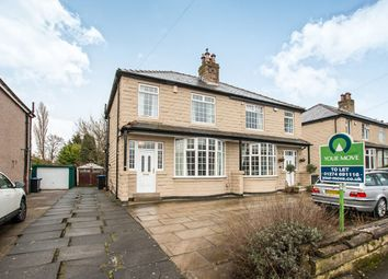 Thumbnail 3 bed semi-detached house to rent in Rooley Lane, Bradford