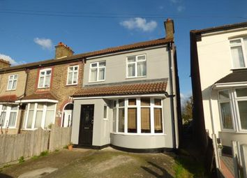 Thumbnail 3 bed end terrace house for sale in ., Rainham, Essex