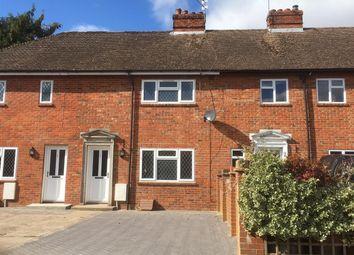 Thumbnail 2 bed terraced house for sale in Fir Grove, Whitehill, Bordon