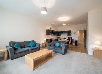 Thumbnail 2 bedroom flat for sale in Watson Crescent, Edinburgh