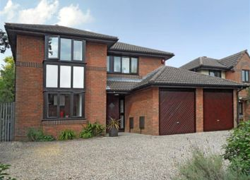 Thumbnail 4 bed detached house for sale in Westwates Close, Bracknell, Berkshire