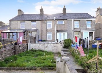 Thumbnail 2 bed terraced house for sale in Water Street, Llanllechid, Bangor