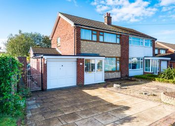 Thumbnail 3 bed semi-detached house for sale in Astley Road, Chorley