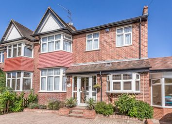 Thumbnail 4 bed semi-detached house for sale in The Vale, Woodford Green