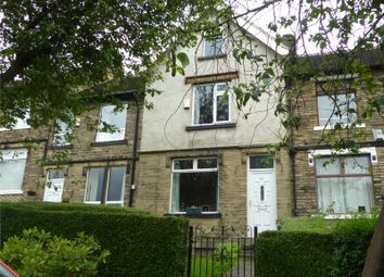 Thumbnail 4 bed terraced house for sale in Highfield Avenue, Bailiff Bridge, Brighouse, West Yorkshire