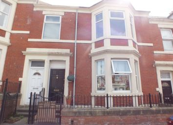 Thumbnail 5 bedroom flat for sale in Strathmore Crescent, Newcastle Upon Tyne