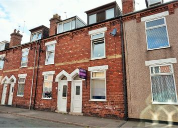 Thumbnail 3 bedroom terraced house for sale in Jackson Street, Goole