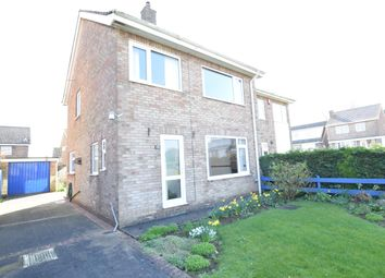 Thumbnail 3 bed semi-detached house for sale in Mill House Lane, Winterton, Scunthorpe