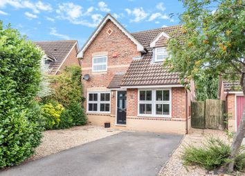 Thumbnail 3 bed detached house for sale in Ingrebourne Way, Didcot