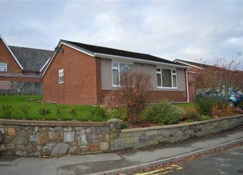 Thumbnail 3 bed detached bungalow to rent in Mon Yr Rhos, 1, Llys Ifor, Newtown, Powys