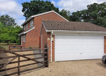 Thumbnail 4 bed detached house for sale in Hursley Drive, Blackfield, Southampton