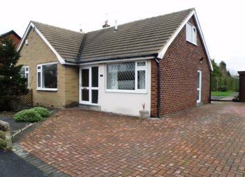Thumbnail 3 bed semi-detached bungalow to rent in Westbourne Drive, Garforth, Leeds