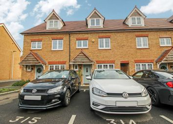 4 bed terraced house for sale in Kiln Way, Halling, Kent ME2