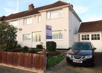 Thumbnail 3 bed terraced house for sale in Romway Road, Evington, Leicester, Leicestershire