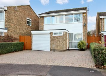 Thumbnail 4 bed detached house for sale in Bronte Crescent, Woodhall Farm, Hemel Hempstead