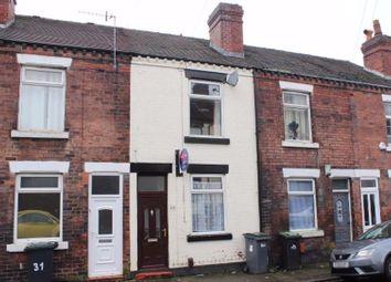 2 bed terraced house to rent in Blake Street, Burslem, Stoke-On-Trent ST6
