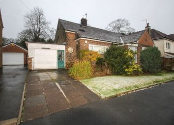 Thumbnail 4 bed bungalow for sale in Hillside Avenue, Bromley Cross, Bolton