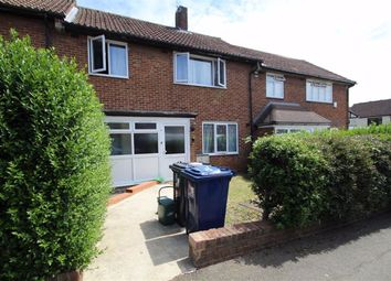 Thumbnail 3 bed terraced house for sale in Compton Crescent, Northolt, Middx