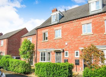 Thumbnail 4 bed semi-detached house for sale in Crispin Drive, Bedford