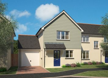 Thumbnail 2 bed link-detached house for sale in Pennycress At Havett Road, Dobwalls