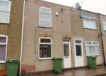 Thumbnail 2 bedroom terraced house to rent in Harold Street, Grimsby