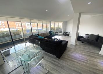 Thumbnail 3 bed flat to rent in 54 Riven Court, Inverness Court, London