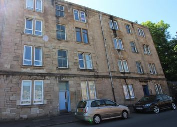 Thumbnail 2 bed flat for sale in Glen Avenue, Port Glasgow