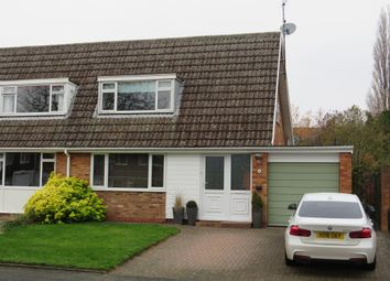 Thumbnail 3 bed semi-detached house for sale in Harvey Road, Hereford