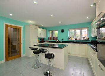 Thumbnail 4 bedroom detached house for sale in Kingsingfield Road, West Kingsdown, Sevenoaks, Kent