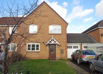 Thumbnail 4 bedroom semi-detached house for sale in Teesdale Avenue, Hodge Hill, Birmingham