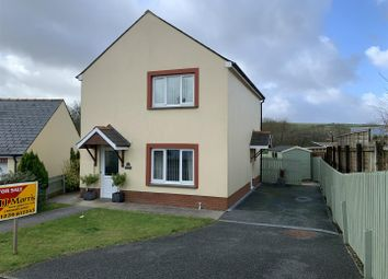 Thumbnail 2 bed detached house for sale in Maes Yr Yrfa, Crymych