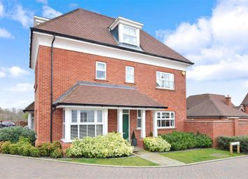 Thumbnail 4 bed semi-detached house for sale in Scholars Walk, Horsham, West Sussex