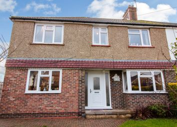 Thumbnail 4 bed semi-detached house for sale in Emlyn Road, Redhill, Surrey