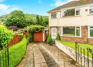 Thumbnail 3 bed semi-detached house for sale in Dark Street Lane, Plympton, Plymouth