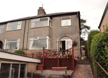Thumbnail 3 bed semi-detached house for sale in Netherfield Road, Chapel-En-Le-Frith, High Peak, Derbyshire