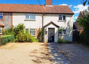 Thumbnail 3 bed detached house to rent in The Street, Gazeley