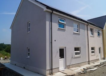 Thumbnail 3 bed end terrace house for sale in Heol Dewi, Newcastle Emlyn