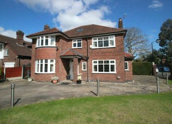 Thumbnail 6 bed detached house for sale in Cecil Avenue, Sale