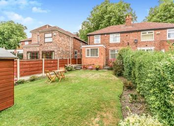 Thumbnail 3 bed semi-detached house for sale in Mauldeth Road, Manchester, Greater Manchester, Uk