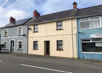 2 bed terraced house for sale in Portfield, Haverfordwest SA61